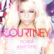 Courtney / Anytime (feat. Flo Rida) - Single