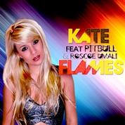 Kate / Flames (feat. Pitbull & Roscoe Umali) - Single