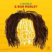 1 World & Bob Marley / African Herbsman - Single  width=