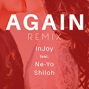 Injoy / Again Remix (feat. Ne-Yo & Shiloh) - Single width=