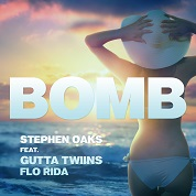 Stephen Oaks feat. Gutta Twiins & Flo Rida / Bomb - Single  width=