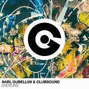 Nari, Gubellini & Clubsound / Emotions - Single