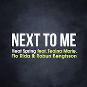 Heat Spring / Next To Me (feat. Teairra Marie, Flo Rida & Robin Bengtsson) - Single