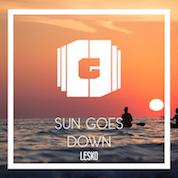 Lesko / Sun Goes Down - Single