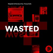Migdalski & Rendace / Wasted (feat. Tereza Dellz) - Single