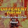 Starface & Sean Finn / Different Drum [feat. Pitbull] - Single
