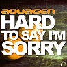Aquagen / Hard To Say I´m Sorry  (The Hands Up,Happy Hardcore & Hardstyle Remixes)