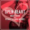 Maze 2020 / Open Heart (feat. Pitbull & Luara Melody) - Single