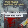 Nicola Fasano & Honorebel / Own The Night [feat. Shaggy & GrooveGalore Muzik] - EP