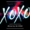 XOXO -PARTY CELECTION- mixed by DJ RiCO