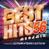 BEST HITS 56 Megamix<br>mixed by<br>DJ FUMI★YEAH! &<br>DJ YU-KI